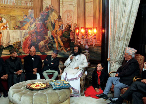 nepal-sri-sri-with-community-leaders
