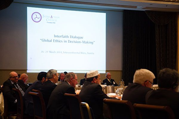Interfaith Council in Vienna, Austria