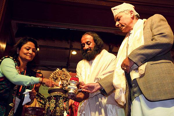 Sri-Sri-Business-Ethics-for-a-Prosperous-Nepal