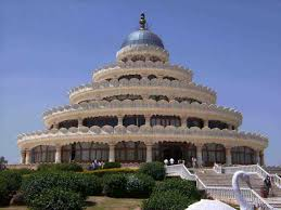 Vishalakshi Mantap - Grand Meditation Hall