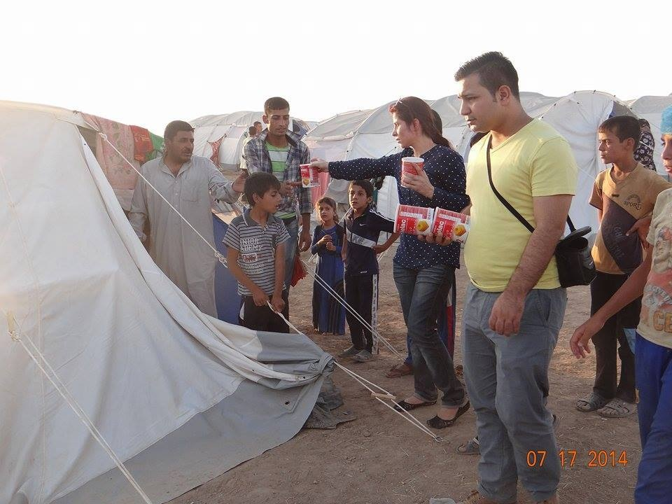 Yazidis, Shias & Christians in Iraq