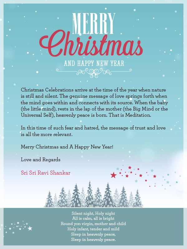 Merry Christmas and A Happy New Year 2015!