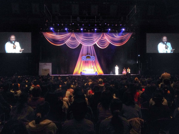 Art of Living Happiness Festival Japan 2