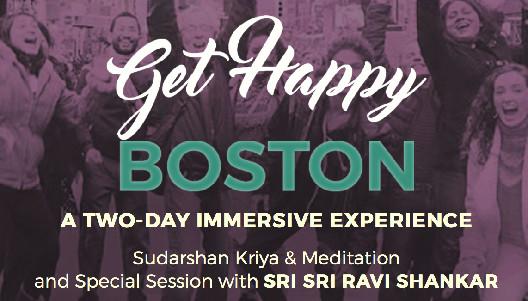 Get happy Boston