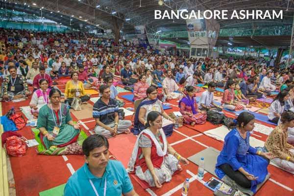 Sri Sri Ravi Shankar Happiness Program Sudarshan Kriya