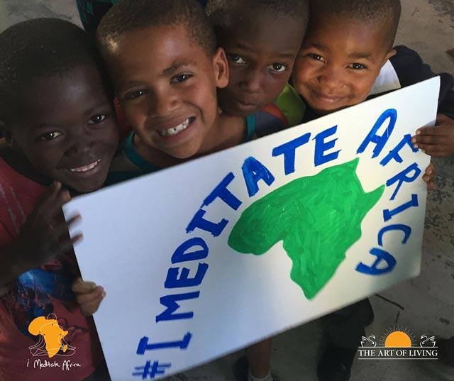 iMeditate Africa 2017