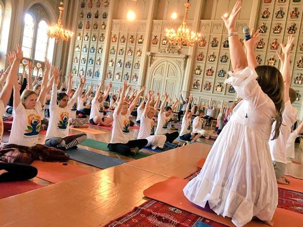 Yoga Day Finland