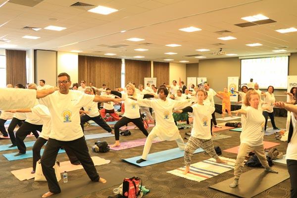 Yoga Day Australia