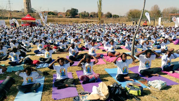 Yoga Day South Africa