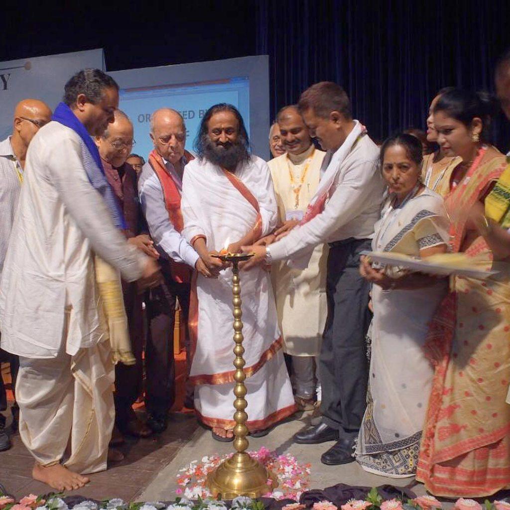 Sri-Sri-Ravi-Shankar-Strength-in-Diversity-North-East-conference-inauguration