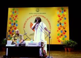 Sri Sri Ravi Shankar on World Peace & Global Harmony