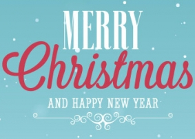 Christmas 2014 and New Year Message