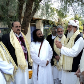 Sri Sri Visits Pakistan