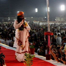 Sri Sri Visits Gujarat